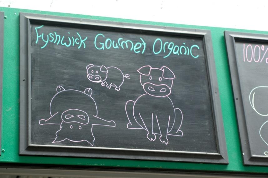Organic Meat Market