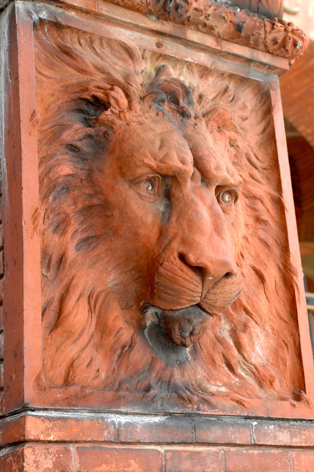 guardian, Flagler College, St. Augustine|via One is Hungry